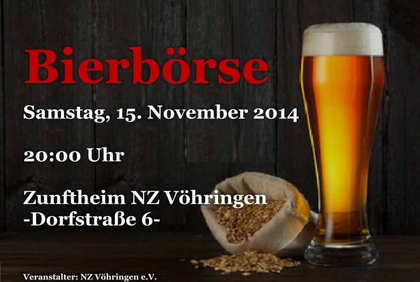 Bierboerse